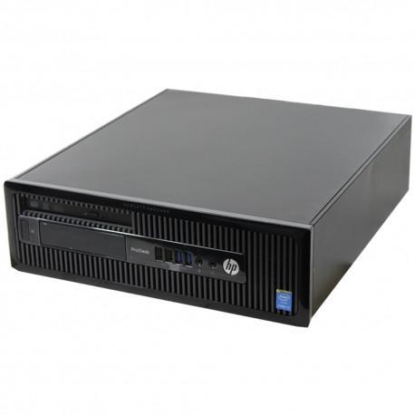 HP PRODESK 400 G1 SFF /INTEL CORE i3-4160/4GB DDR3/1TB HDD - 2