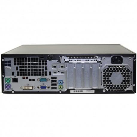 HP PRODESK 400 G1 SFF /INTEL CORE i3-4160/4GB DDR3/1TB HDD - 3