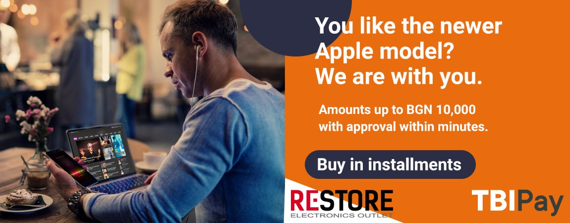Did you like the newer Apple model? Buy on credit without a first payment!